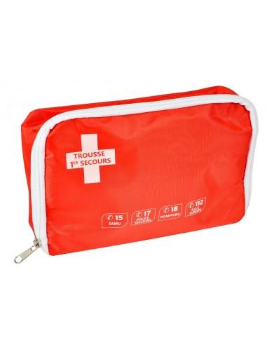 Trousse de secours Médecine du Travail - Petit modèle Tissu