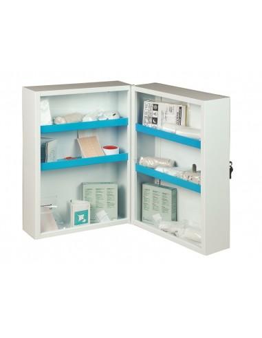 Armoire à pharmacie en métal - 5 à 10 personnes