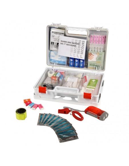 Kit de premiers secours PPMS Haute résistance - 50 Personnes