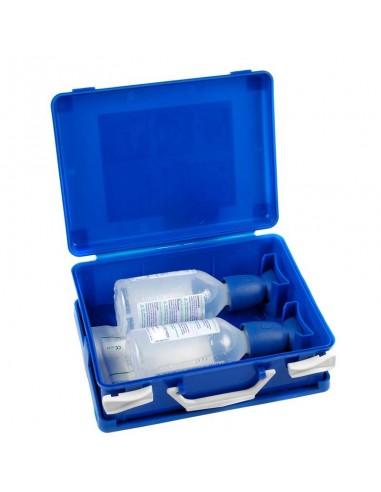 Kit de premiers soins oculaire chimie