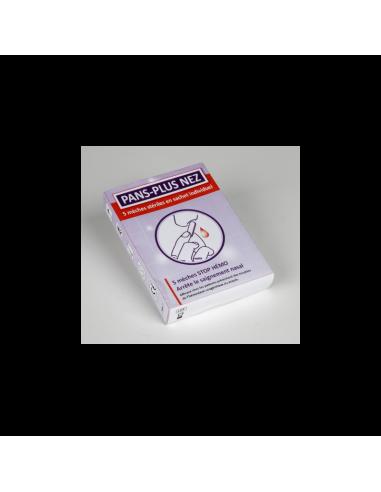 Mèches nasales - Boîte de 5